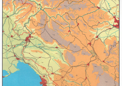 Primorske pokrajine-povrsje