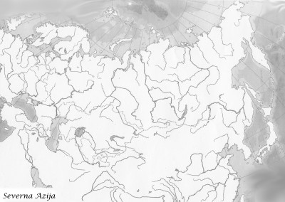 Severna Azija