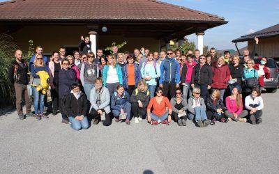 Lipovškov tabor, Pohorje 2021 je zaključen