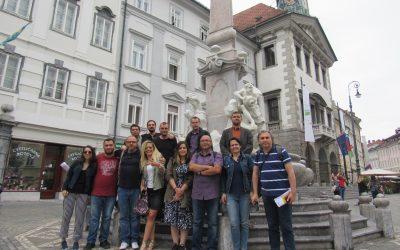 Izmenjava učiteljev Turčija – Slovenija